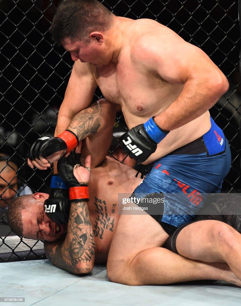 UFC 225: Coulter v De La Rocha : ニュース写真