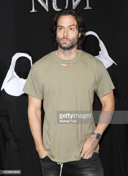 Chris D'Elia attends the Los Angeles premiere of Warner Bros Pictures' The Nun held at TCL Chinese Theatre on September 4 2018 in Hollywood California