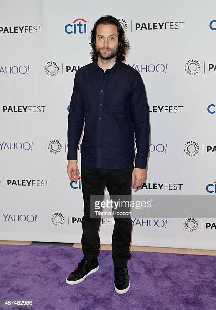 Chris D'Elia attends the PaleyFest 2015 fall TV preview at The Paley Center for Media on September 9 2015 in Beverly Hills California