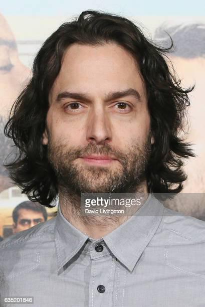 Chris D'Elia attends the premiere of Warner Bros Pictures' 'Fist Fight' at Regency Village Theatre on February 13 2017 in Westwood California