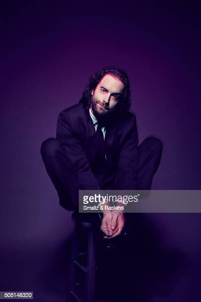 Chris D'Elia poses for a portrait at the 2016 People's Choice Awards at the Microsoft Theater on January 6 2016 in Los Angeles California