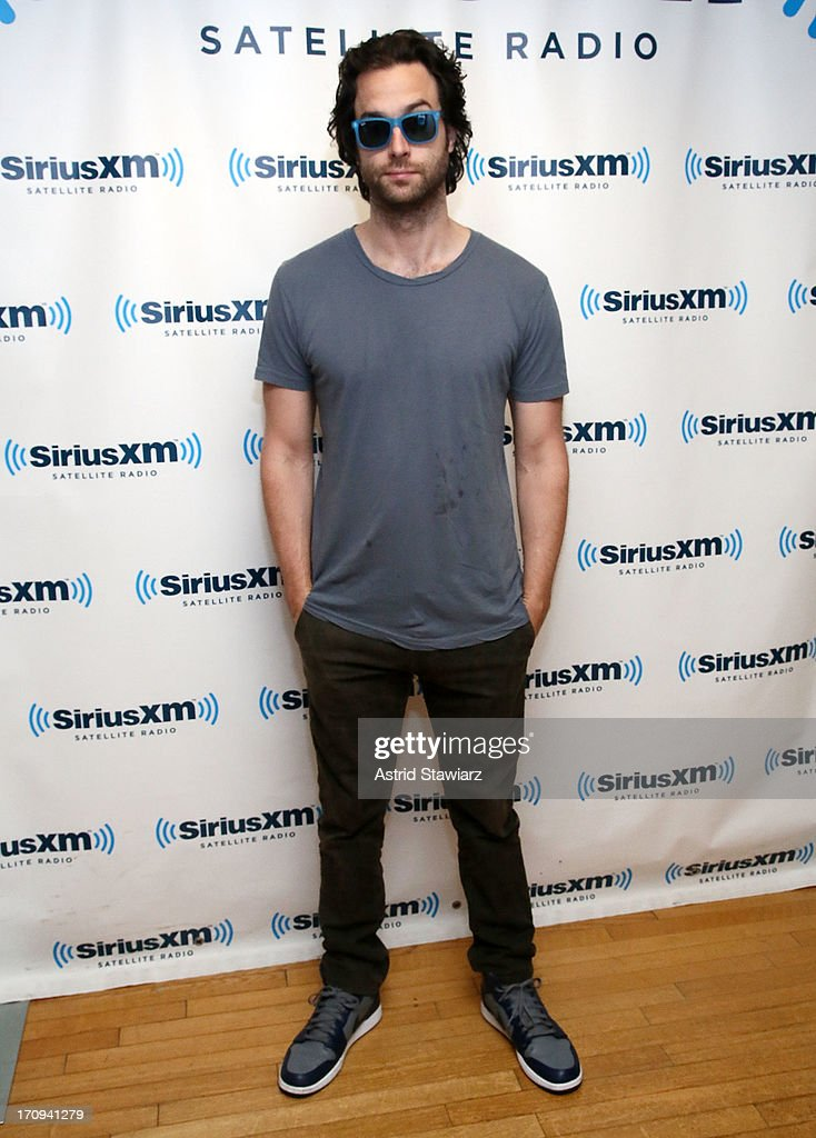 Chris D'Elia visits the SiriusXM Studios on June 20, 2013 in New York City.
