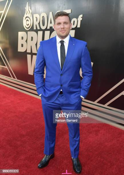 Chris Distefano attends the Comedy Central Roast of Bruce Willis at Hollywood Palladium on July 14 2018 in Los Angeles California
