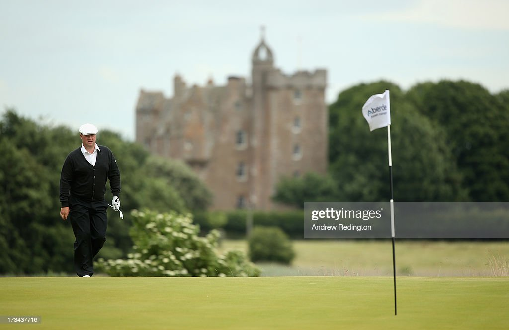 Aberdeen Asset Management Scottish Open - Day Four : News Photo