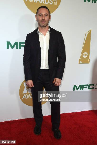 Chris Donaghue attends the 2018 XBIZ Awards on January 18 2018 in Los Angeles California