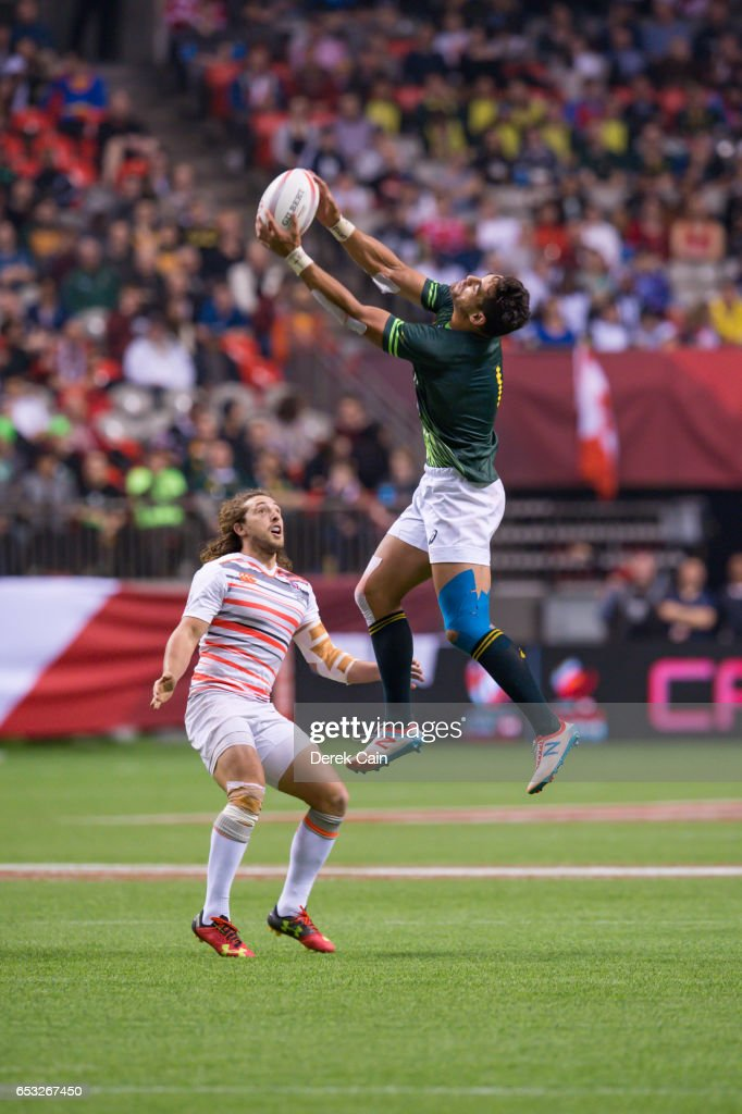 2017 Canada Sevens Rugby Tournament - Day 2