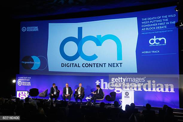 Chris Duncan Chief Customer Officer News UK Brendan Eich President and CEO Brave Software Dr Johnny Ryan Head of Ecosystem PageFair and Jason Kint...