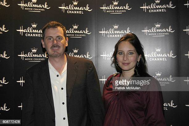 Chris Eigeman and Linda Eigeman attend Reception THE SHELL SEEKERS at Hamptons International Film Festival on October 18 2007 in East Hampton NY