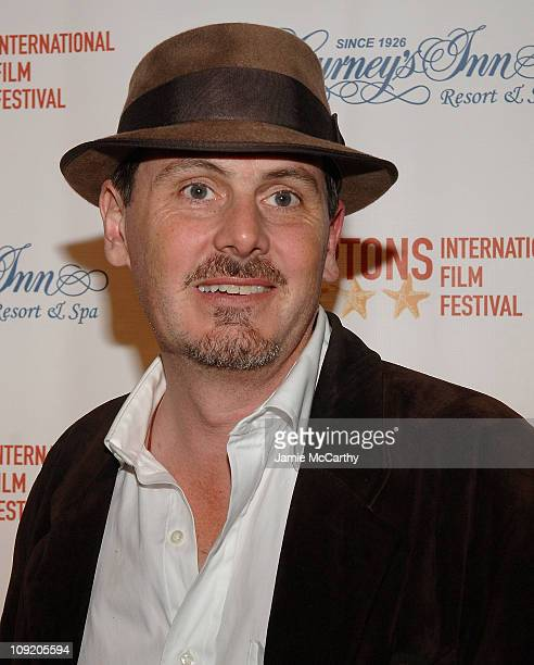Chris Eigeman attends the Hamptons Film Festival Opening Night Party at Gurney's Inn in Montauk New York October 172007