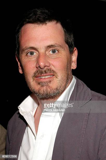 Chris Eigeman attends The Treatment Premier Party at Mantra 986 on May 4 2007 in New York City