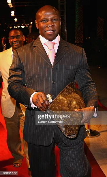 Chris Eubank attends the Arabian Nights Gala and the premiere of the movie 'Whatever Lola Wants' during day three of the 4th Dubai International Film...