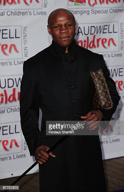 Chris Eubank attends The Caudwell Children Butterfly Ball at Battersea Evolution on May 14 2009 in London England