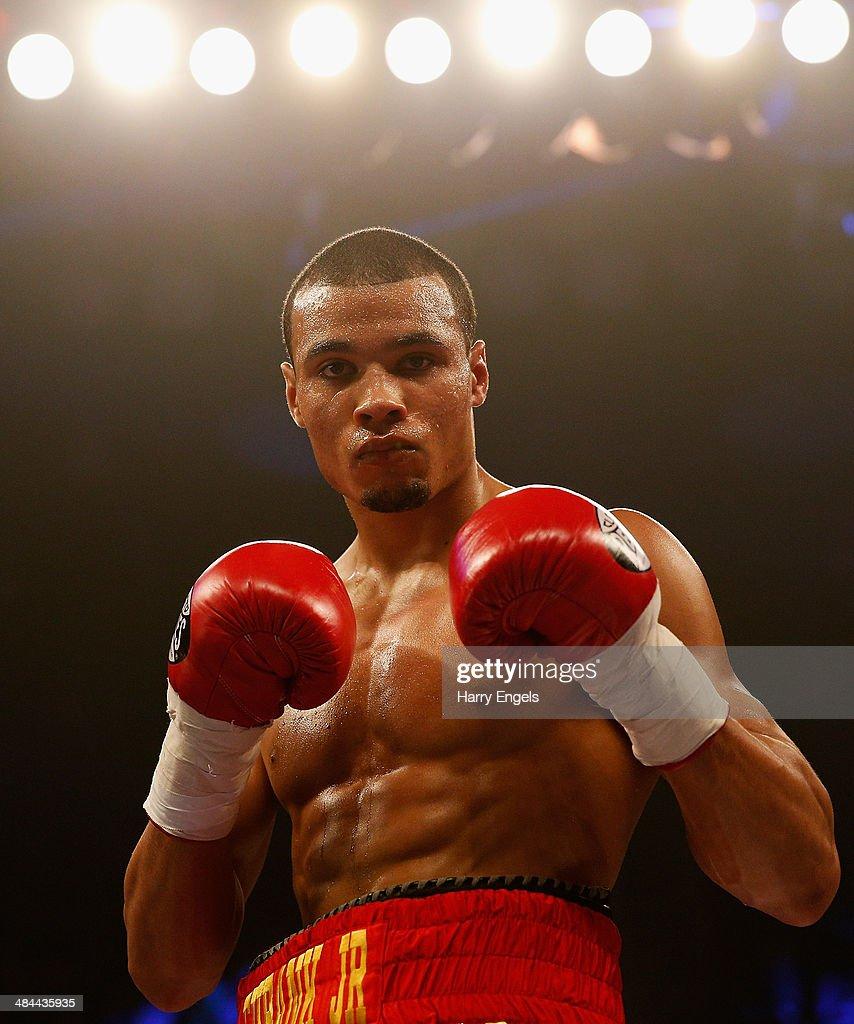 Championship Boxing Event At The Copper Box Arena : News Photo