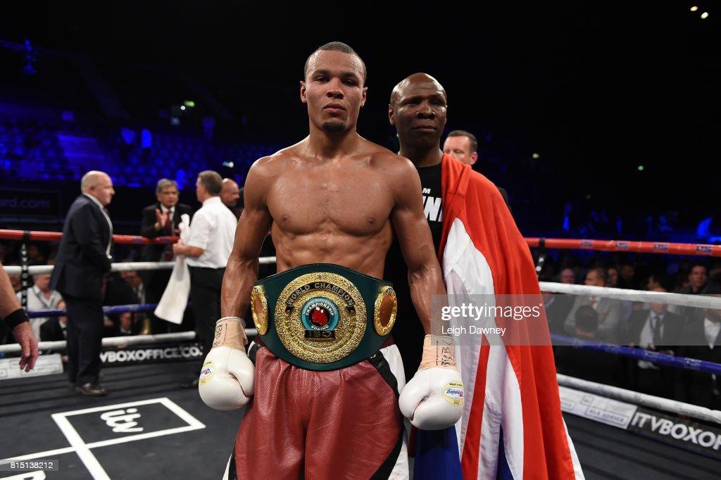 Boxing at Wembley Arena : News Photo