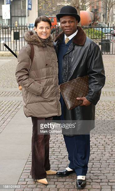 Chris Eubank Wife Attend The 'Children Of Courage' Awards At London'S Westminster Abbey