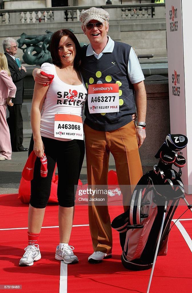 Launch of Sport Relief 2006 : News Photo