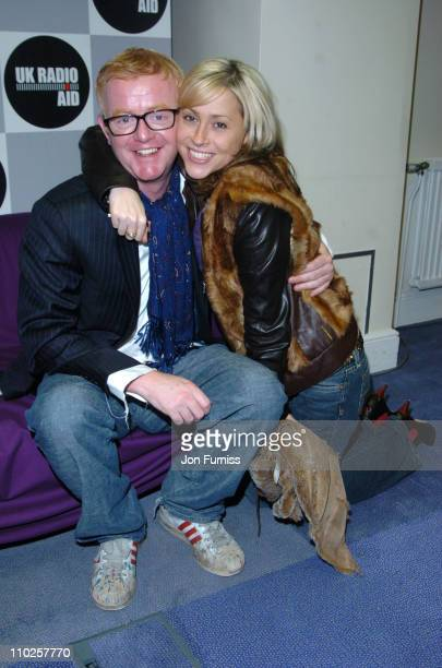 Chris Evans and Nicole Appleton