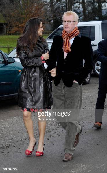 Chris Evans and wife Natasha Shishmanian arrive at the ...