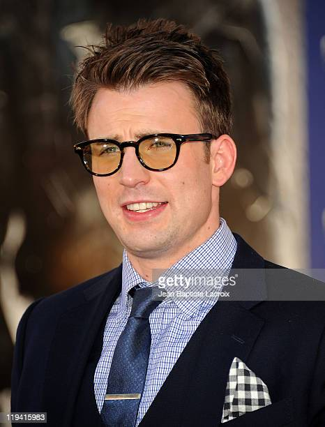 Chris Evans attends the Captain America The First Avenger Los Angeles Premiere at the El Capitan Theatre on July 19 2011 in Hollywood California