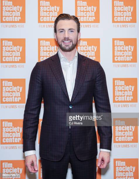 Chris Evans attends the New York premiere of the film Gifted at the New York Institute of Technology on April 6 2017 in New York City