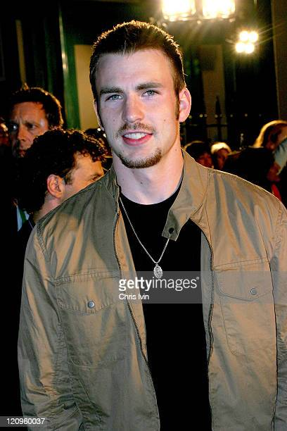 "Chris Evans during ""Fantastic Four"" Sydney Premiere at W Hotel in Sydney, NSW, Australia."