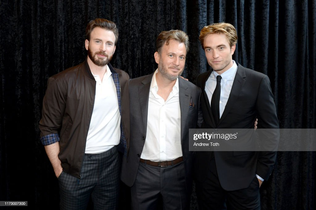 Chris Evans, Editor in Chief of Entertainment Weekly J.D ...