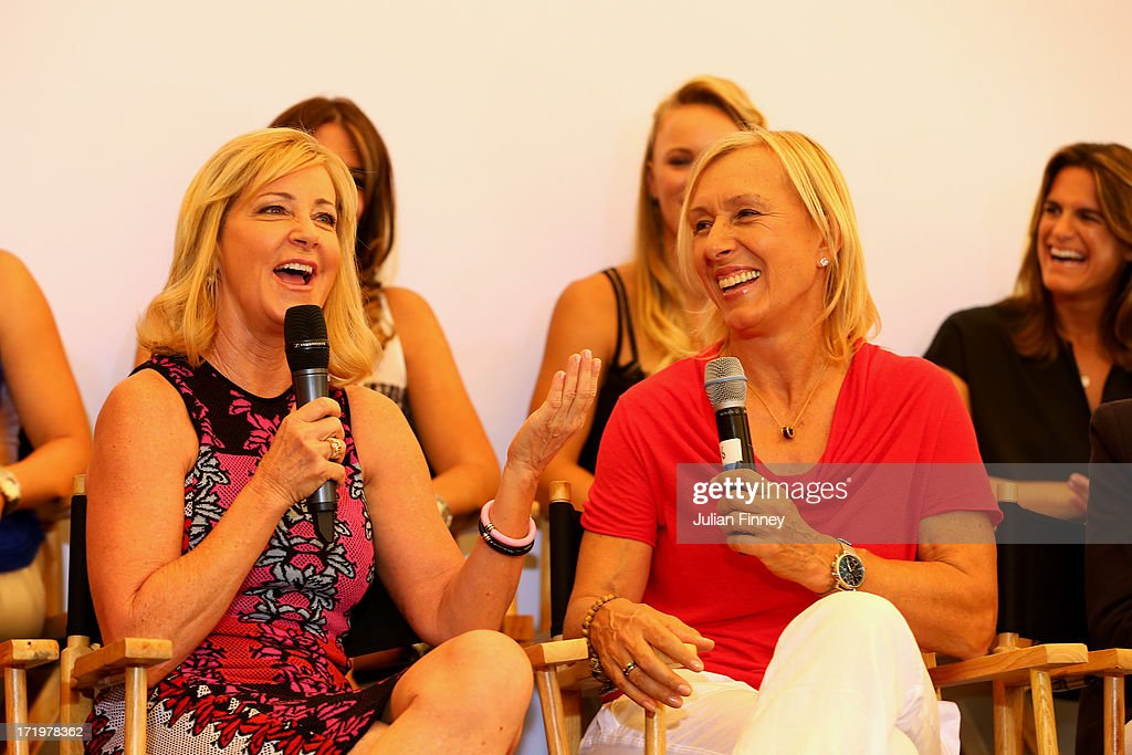 The Championships - Wimbledon 2013: Middle Sunday : News Photo