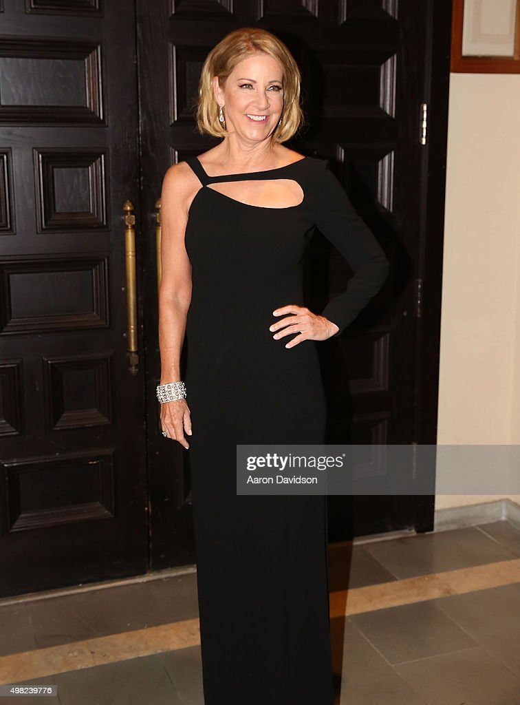 Chris Evert participates in 2015 Chris Evert/Raymond James Pro-Celebrity Tennis Classic at Boca Raton Resort on November 21, 2015 in Boca Raton, Florida.
