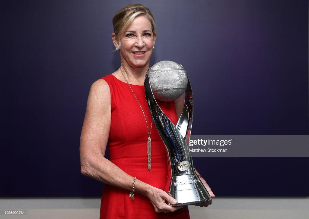 BNP Paribas WTA Finals Singapore presented by SC Global - Day 6 : News Photo