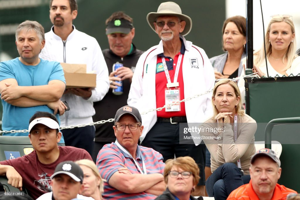 BNP Paribas Open - Day 6 : News Photo