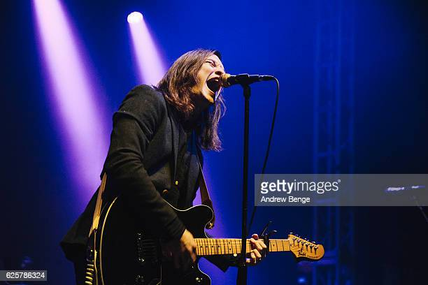 Chris Farren performs at O2 Academy Leeds on November 19 2016 in Leeds England