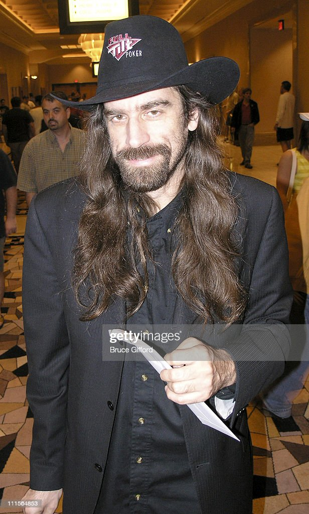 Chris Ferguson during 36th Annual World Series of Poker - No-Limit Hold'em at Rio Hotel in Las Vegas, Nevada, United States.