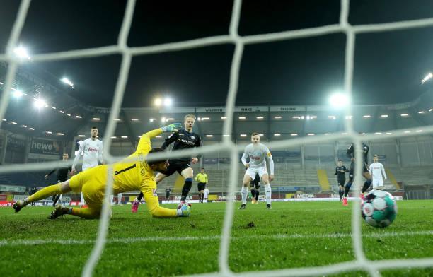 DEU: SC Paderborn 07 v Holstein Kiel - Second Bundesliga