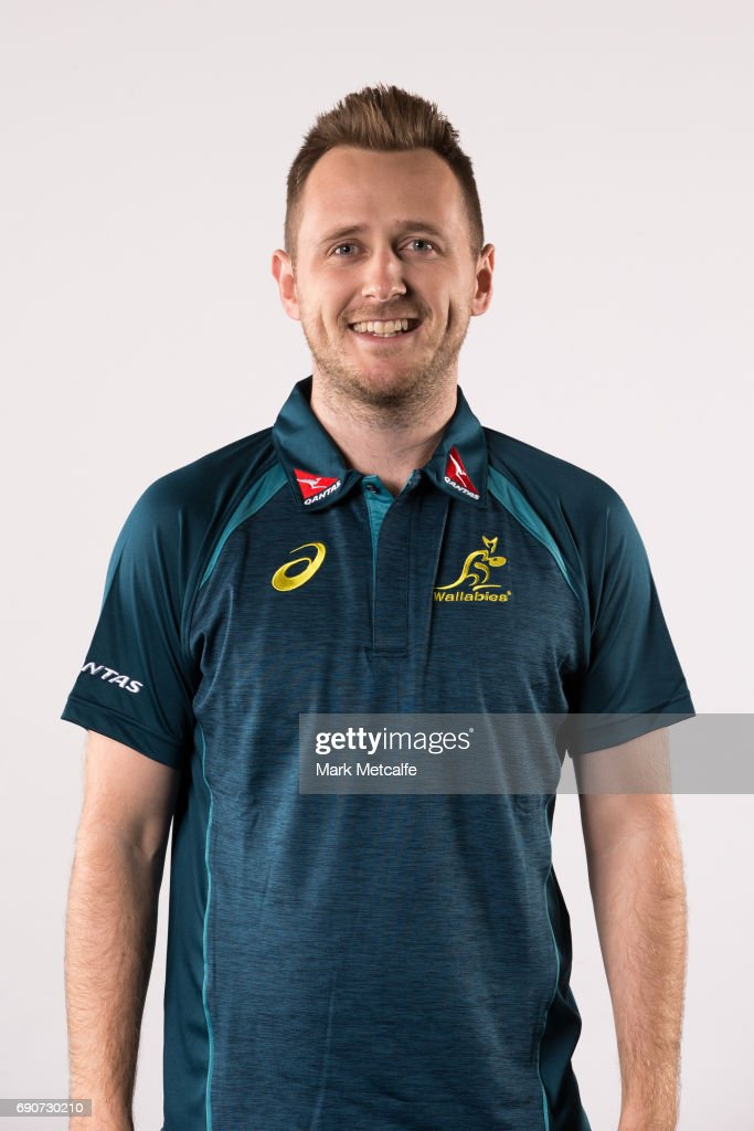 2017 Australian Wallabies Headshots Session