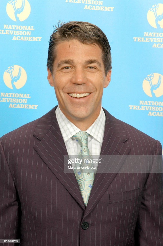 Chris Fowler during 27th Annual Sports Emmy Awards - Press Room at Frederick P. Rose Hall at Lincoln Center in New York City, New York, United States.
