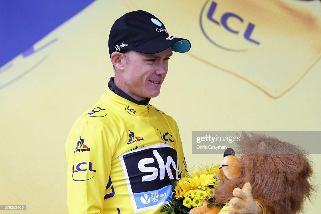 Le Tour de France 2016 - Stage Twenty : News Photo