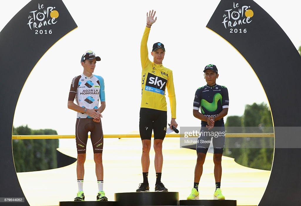 Le Tour de France 2016 - Stage Twenty One