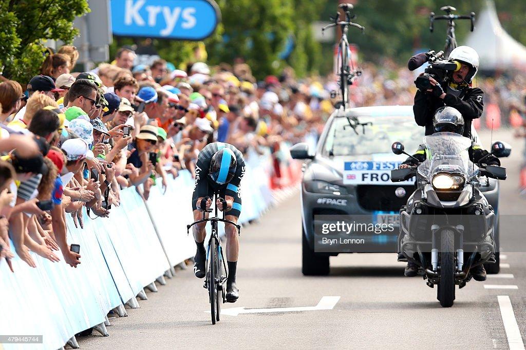 Le Tour de France 2015 - Stage One : News Photo