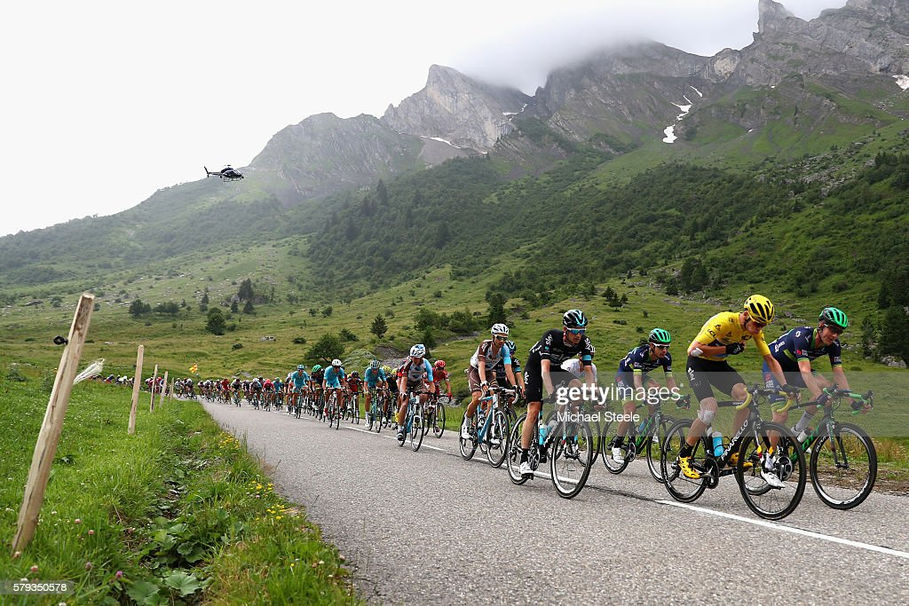 Le Tour de France 2016 - Stage Twenty : News Photo