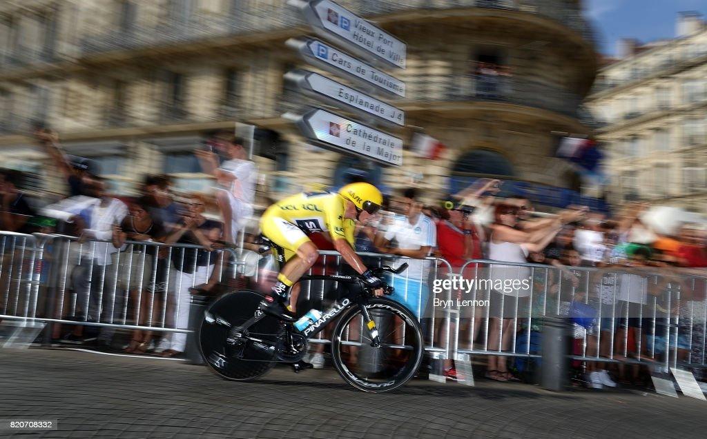 Le Tour de France 2017 - Stage Twenty : News Photo