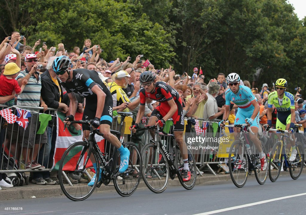 Le Tour de France 2014 - Stage Two