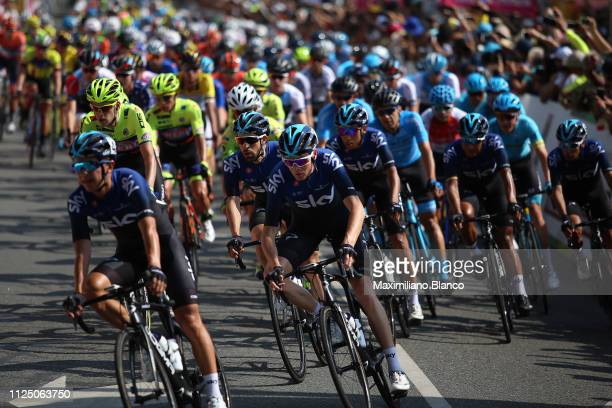 Chris Froome of Great Britain and Team Sky / Peloton / during the 2nd Tour of Colombia 2019, Stage 4 a 144,4km race from Medellin to Medellin -...