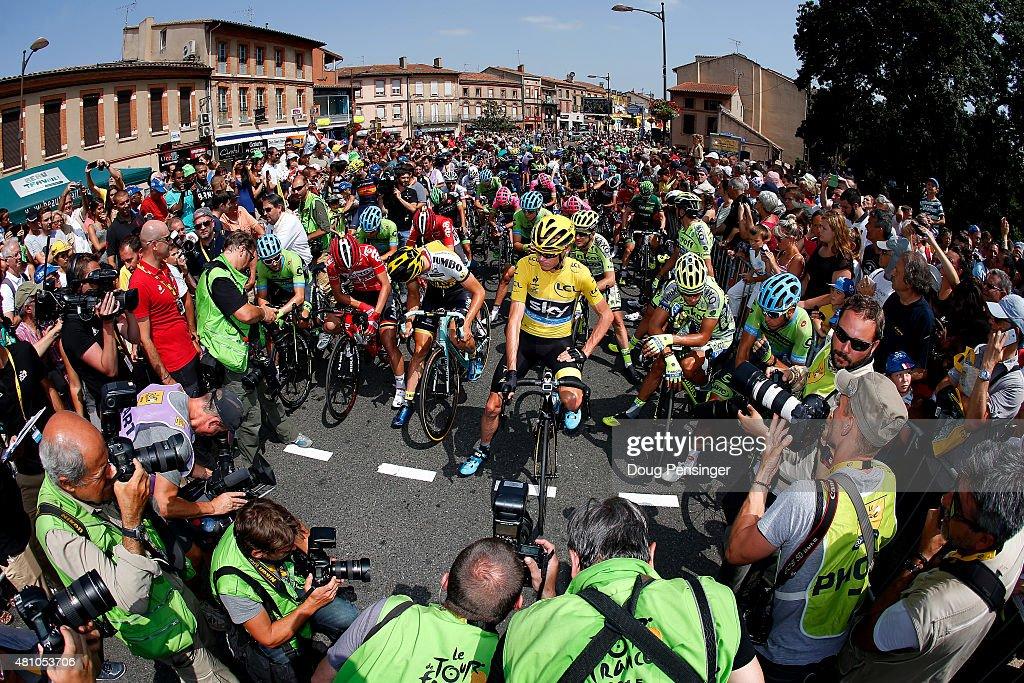Le Tour de France 2015 - Stage Thirteen : News Photo