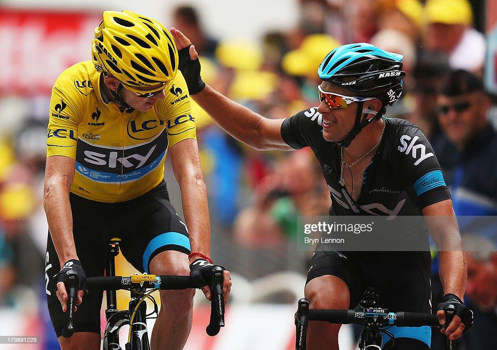 Le Tour de France 2013 - Stage Eighteen : ニュース写真