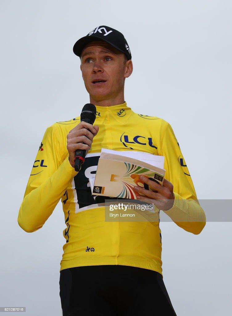 Le Tour de France 2017 - Stage Twenty One : ニュース写真