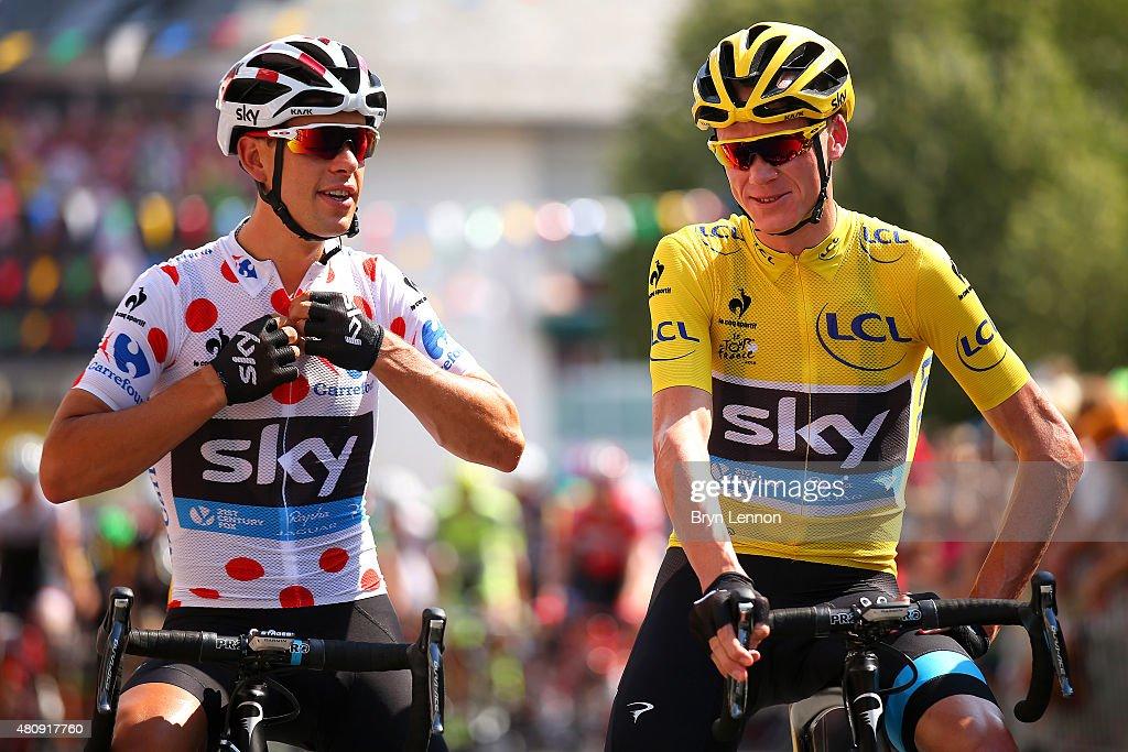 Le Tour de France 2015 - Stage Twelve : ニュース写真
