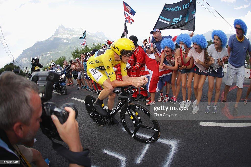 Le Tour de France 2016 - Stage Eighteen : ニュース写真