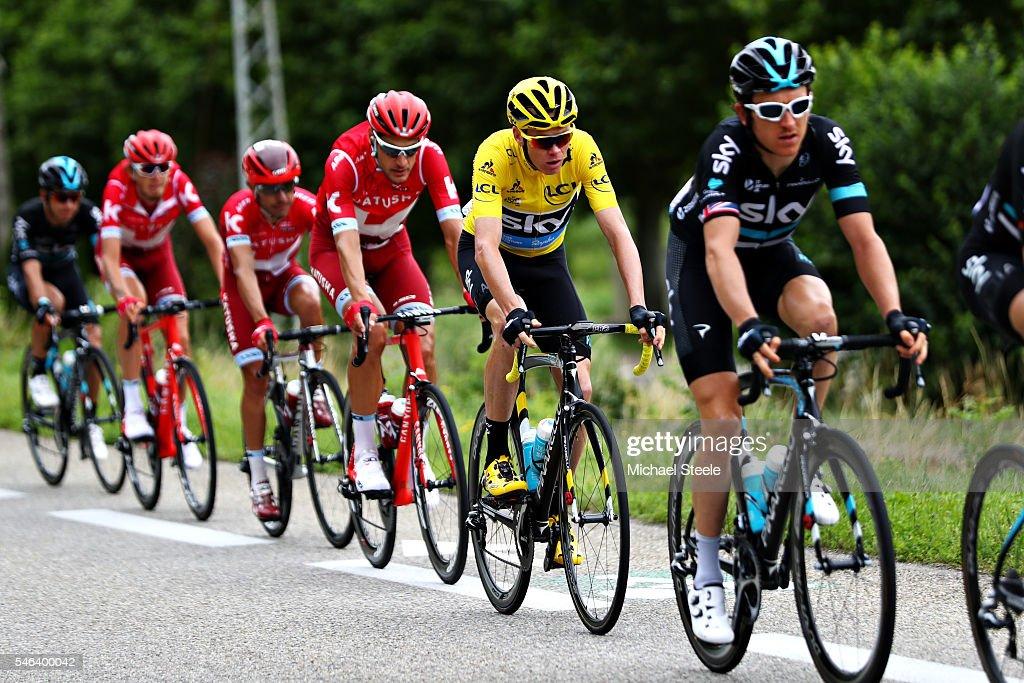 Le Tour de France 2016 - Stage Ten : News Photo