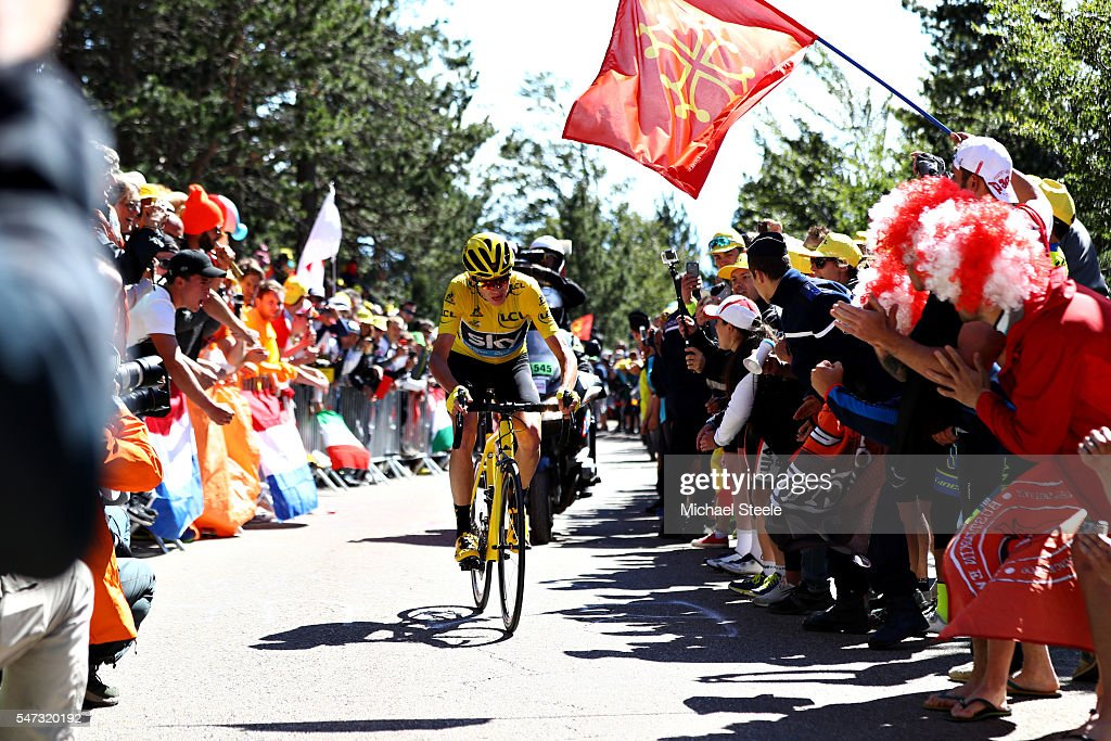 Le Tour de France 2016 - Stage Twelve : News Photo