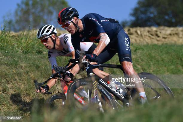 Chris Froome of The United Kingdom and Team INEOS Grenadiers / during the 55th Tirreno-Adriatico 2020, Stage 6 a 171km stage from Castelfidardo to...